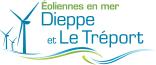 éoliennes en mer Dieppe Le Tréport