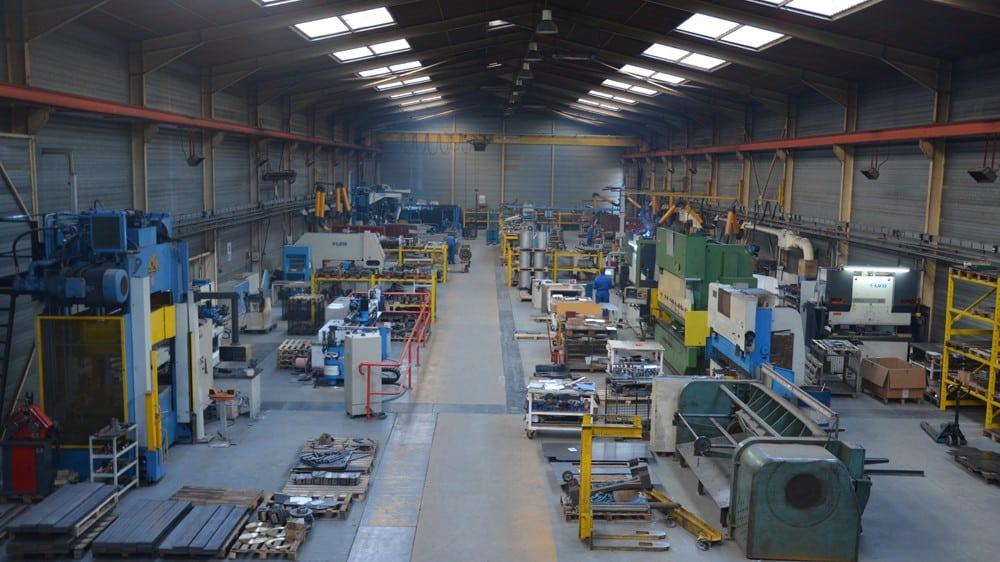 ACN-Normandie participe à la production du prototype de l'éolienne 8 MW