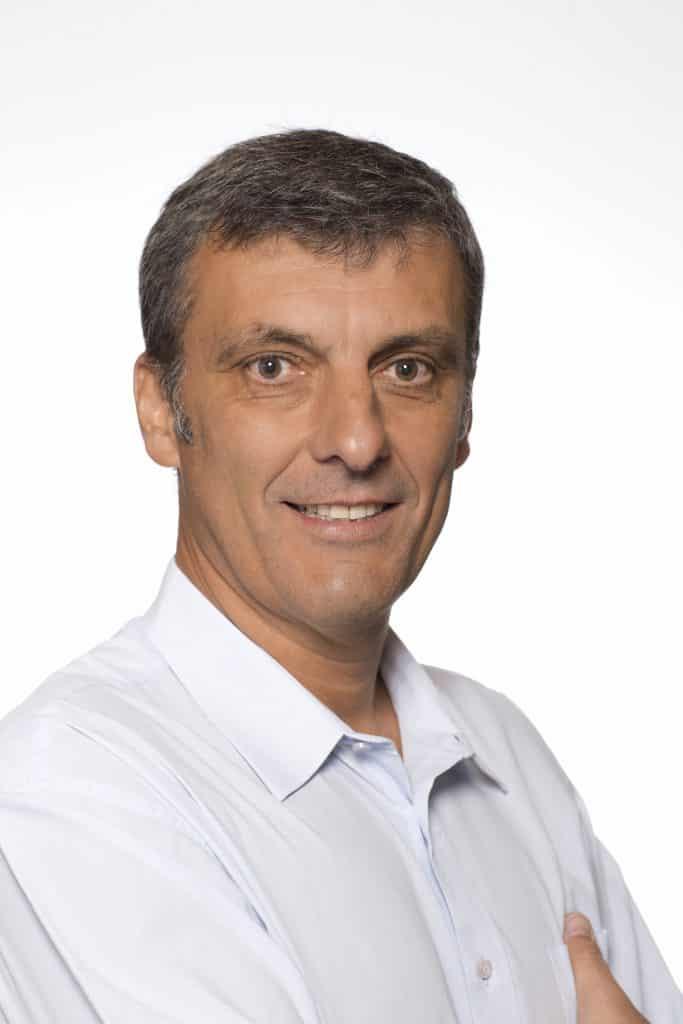 Photo de Claude Midi, directeur du Développement au sein d'Eoliennes en Mer Dieppe Le Tréport (EMDT)