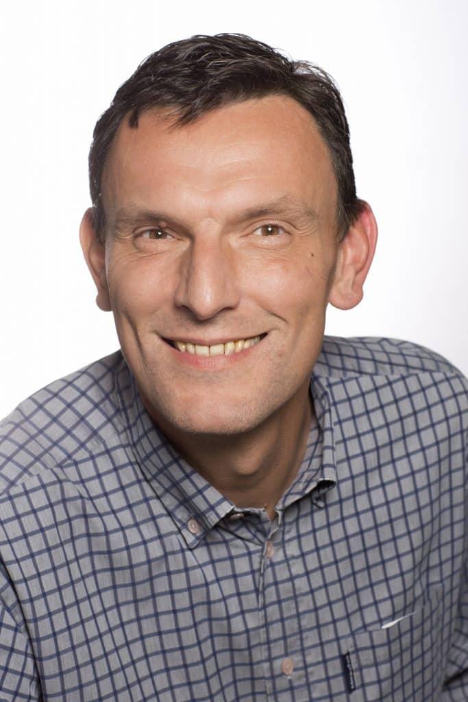 Photo de Henry Valibus, Directeur Technique d'Eoliennes en Mer Dieppe Le Tréport