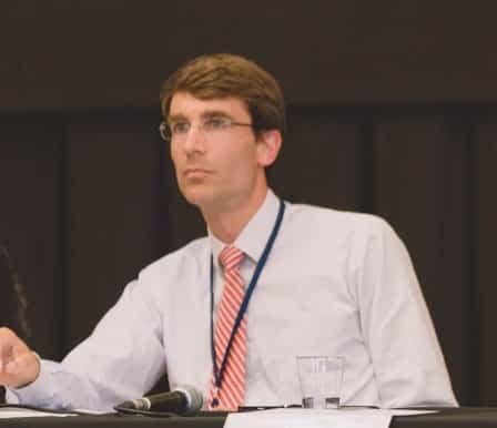 Raphaël Tilot, Directeur du projet éolien en mer de Dieppe Le Tréport