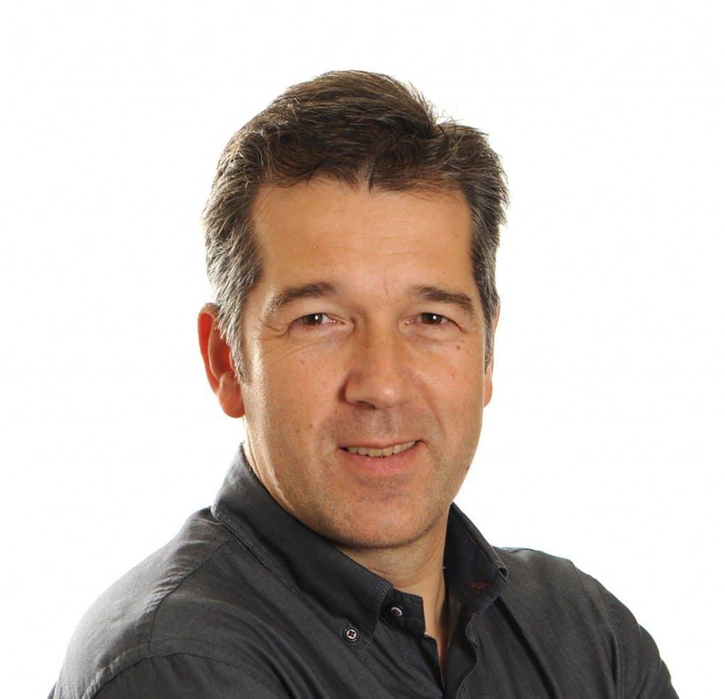 Photo de Luis Alvarez, Directeur général d'Adwen (Dieppe Le Tréport)
