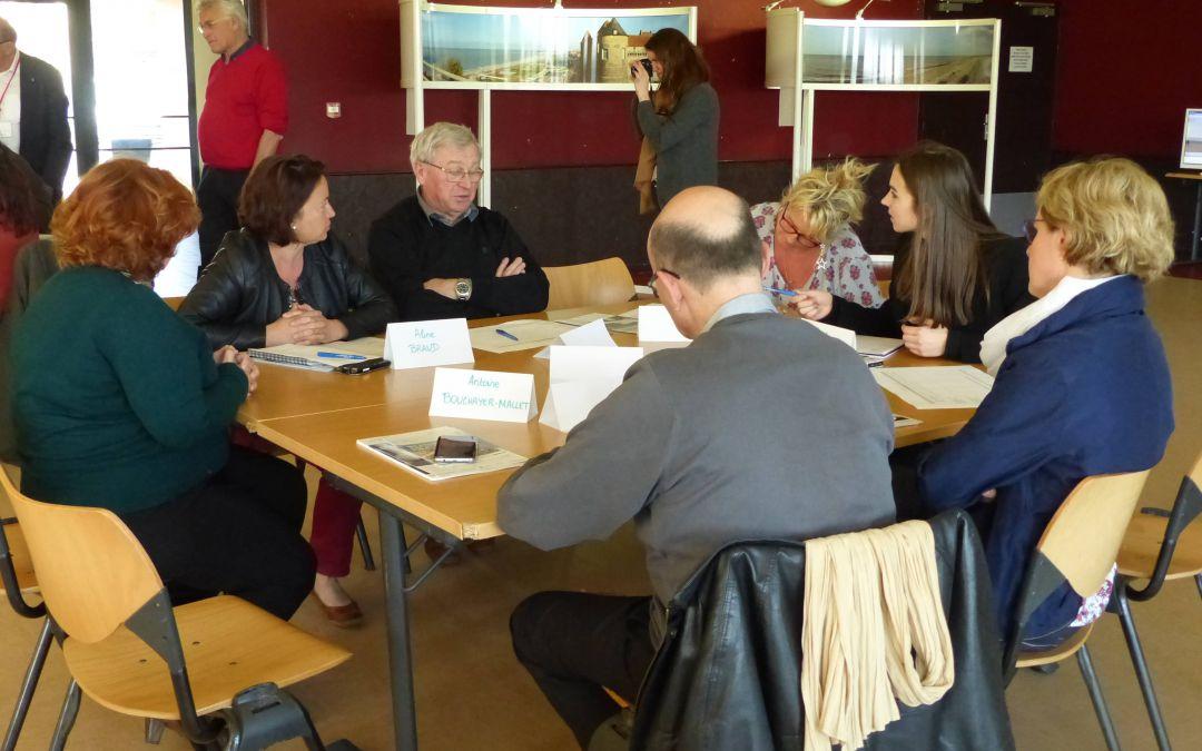 Le projet poursuit et intensifie sa démarche de concertation locale