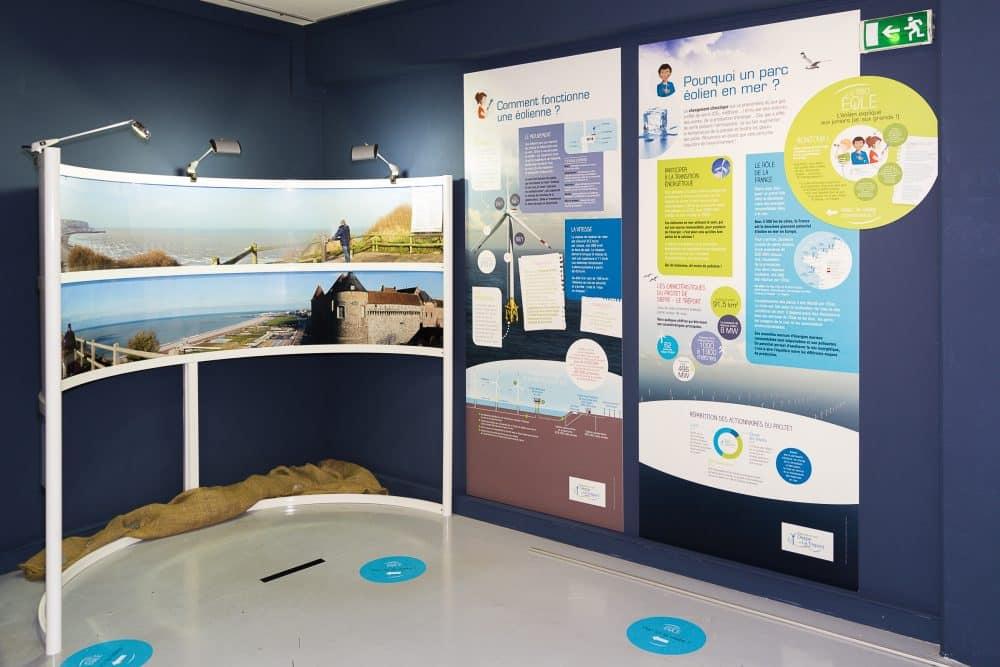 L'ouverture d'un Point Info à L'ESTRAN Cité de la Mer