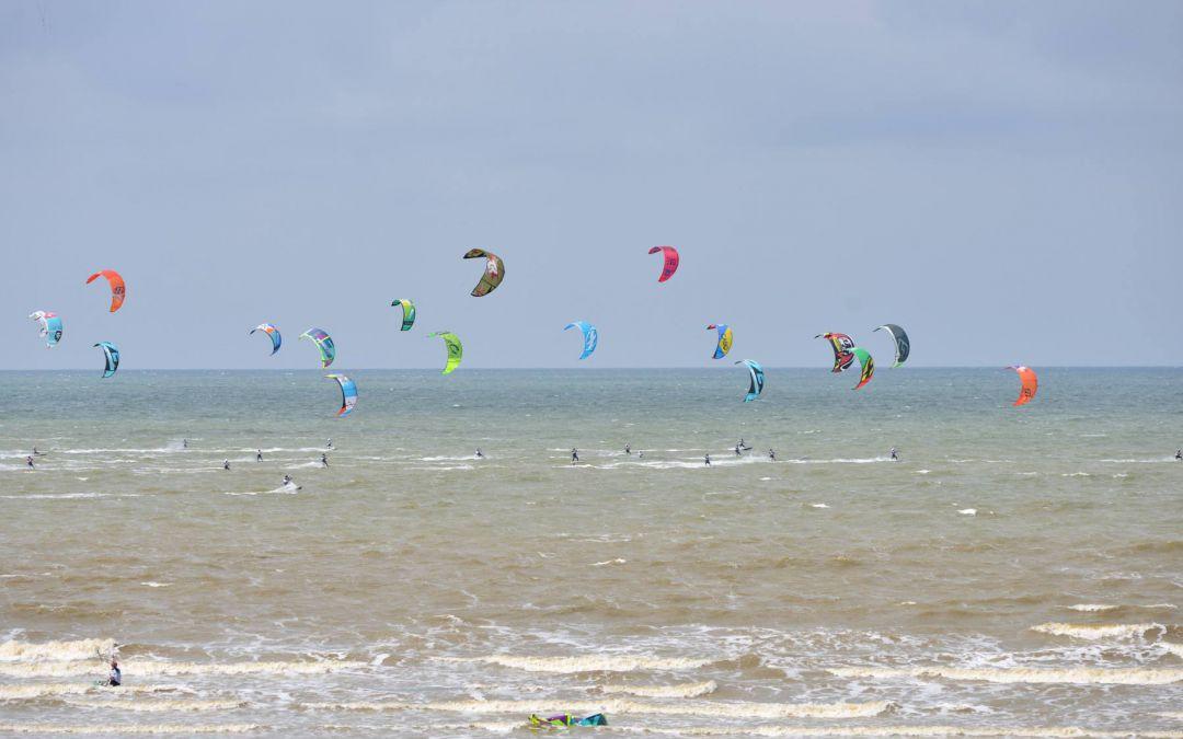 EMDT partenaire du Baie de Somme Kite Surf Challenge