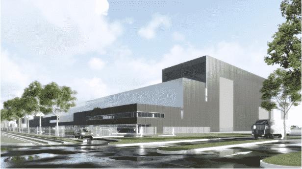 Photo utilisée pour expliquer le travail de l'entreprise Adwen sur l'optimisation des processus industriels (Dieppe Le Tréport)