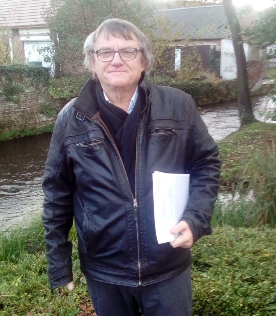 Photo de Martial Fromentin, Président du Syndicat Mixte du Bassin Versant de l'Yères et de la Côte