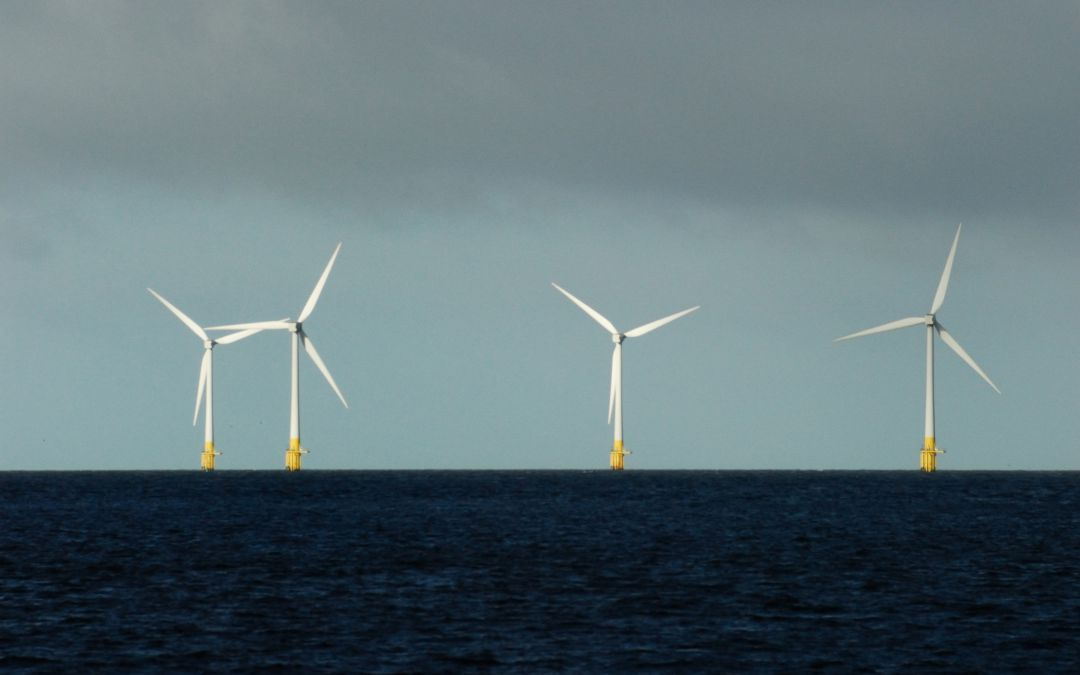 Focus – L'éolien en mer en Europe