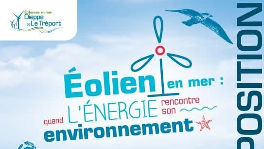 """Focus – Une exposition """"environnement"""" itinérante sur le littoral normand-picard"""