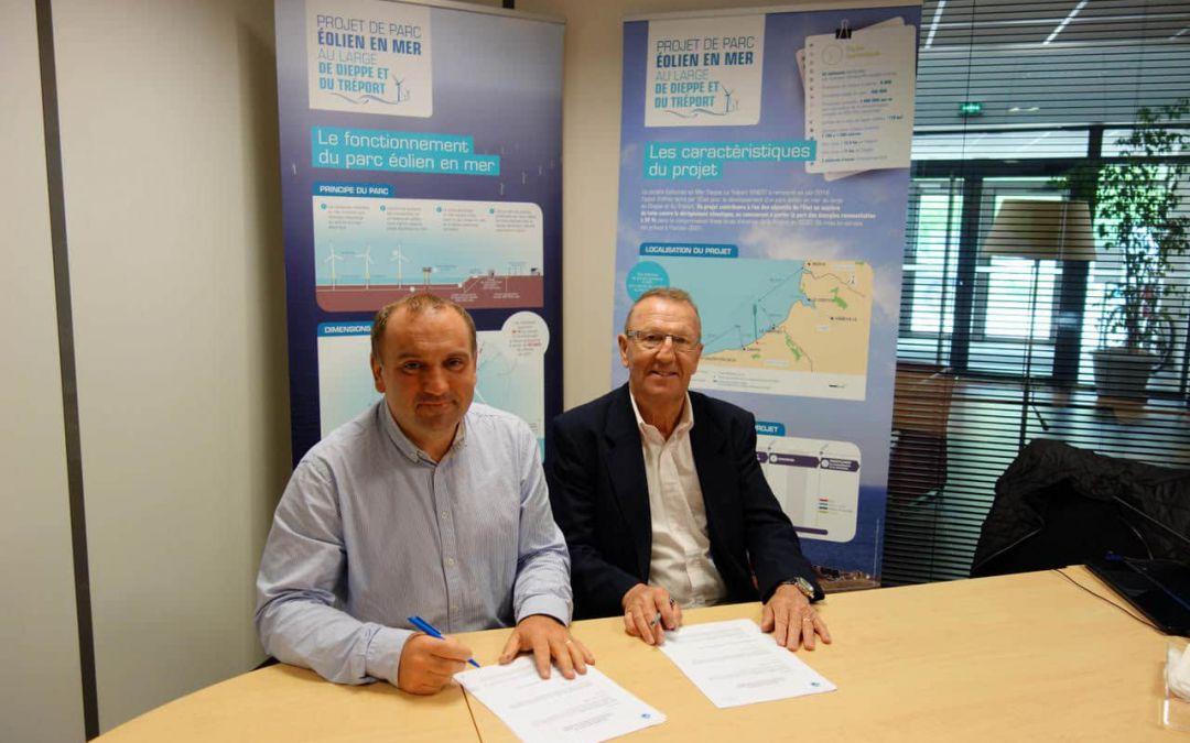 EMDT signe un partenariat avec France Pêche Durable et Responsable