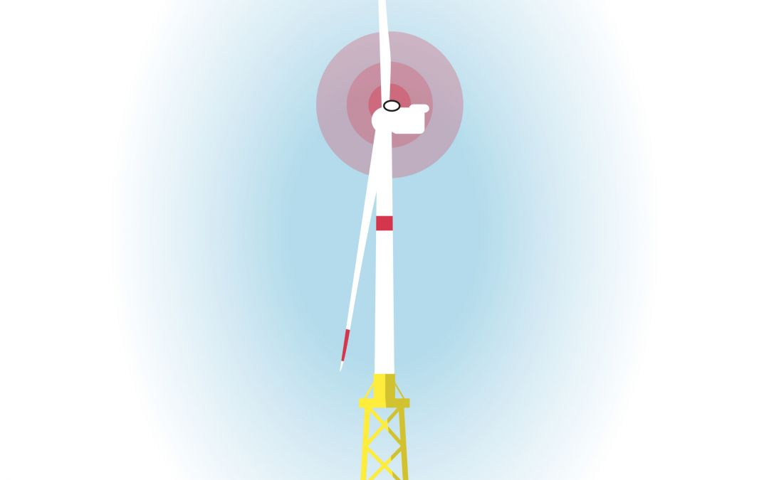 Focus – Le nouveau balisage des éoliennes