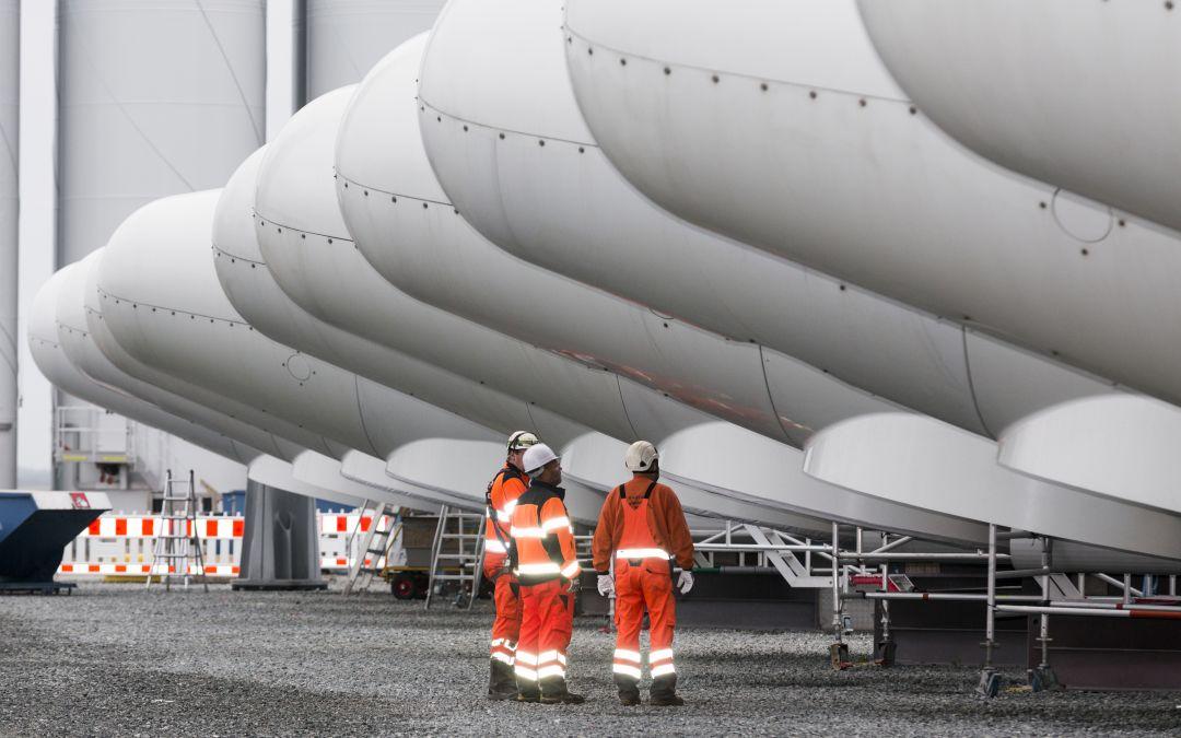 Au Havre, la future usine d'éoliennes en mer recrute !